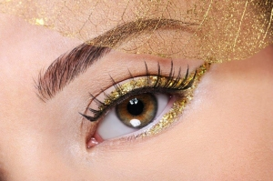 Make-Up  Black Champagne Eye Liner (Carlance)