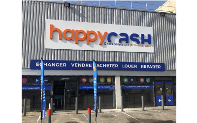 Magasin Happy Cash Vandoeuvre lès Nancy